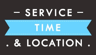 Service time and location
